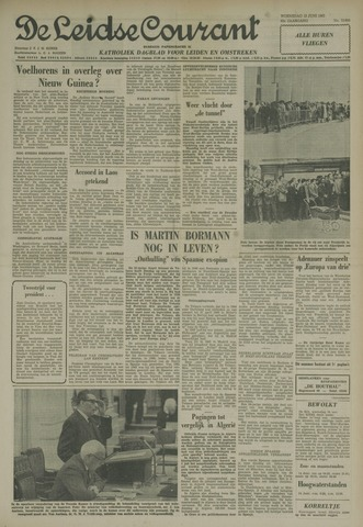 Leidse Courant 1962-06-13