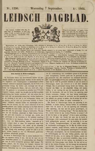Leidsch Dagblad 1864-09-07