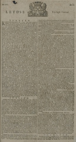 Leydse Courant 1727-07-25