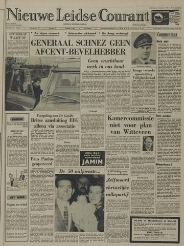 Nieuwe Leidsche Courant 1967-11-04