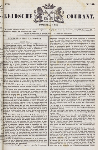 Leydse Courant 1882-05-04