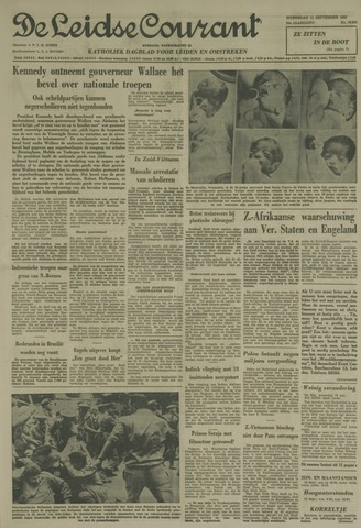 Leidse Courant 1963-09-11