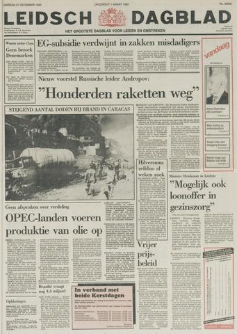 Leidsch Dagblad 1982-12-21