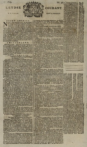Leydse Courant 1803-03-25
