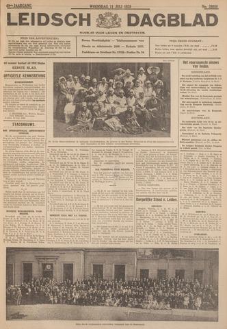 Leidsch Dagblad 1928-07-11