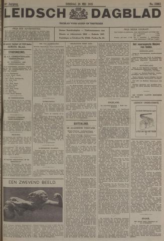 Leidsch Dagblad 1935-05-28