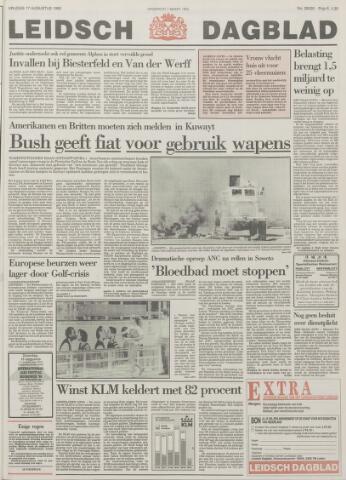 Leidsch Dagblad 1990-08-17