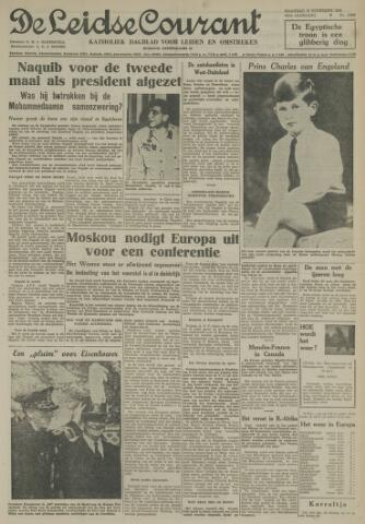 Leidse Courant 1954-11-15