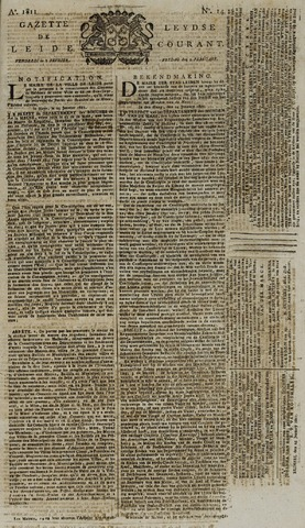 Leydse Courant 1811-02-01