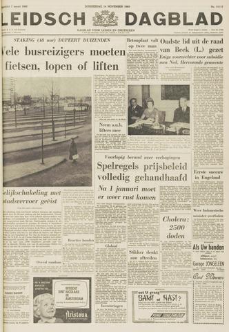 Leidsch Dagblad 1963-11-14