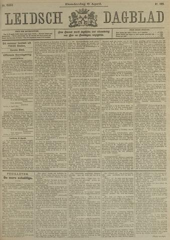 Leidsch Dagblad 1911-04-06