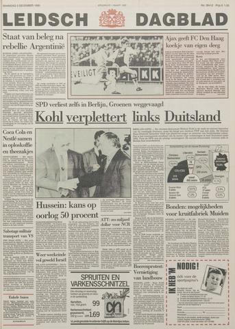 Leidsch Dagblad 1990-12-03