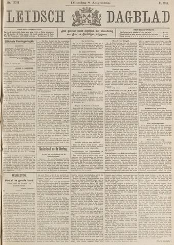 Leidsch Dagblad 1916-08-08