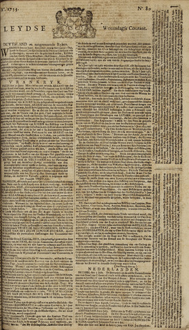 Leydse Courant 1753-07-04