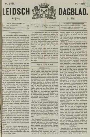 Leidsch Dagblad 1869-05-21