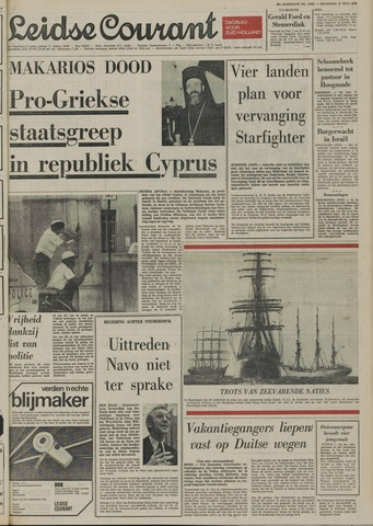 Leidse Courant 1974-07-15