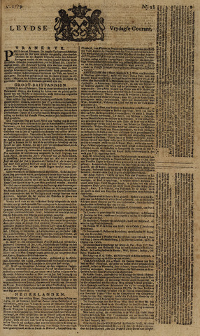 Leydse Courant 1779-03-05