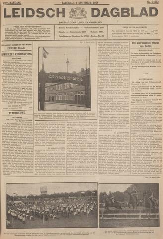 Leidsch Dagblad 1928-09-01