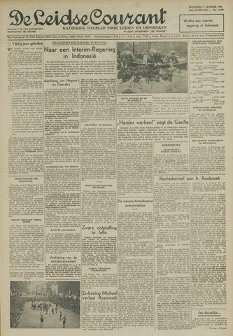 Leidse Courant 1948-01-05