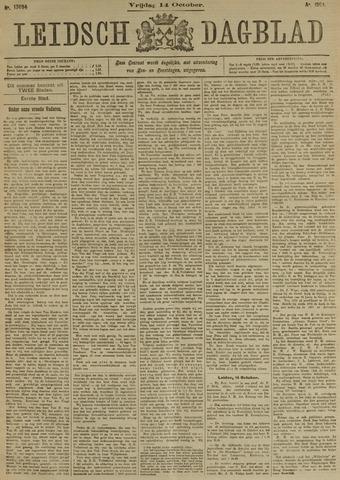 Leidsch Dagblad 1904-10-14