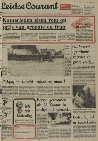 Leidse Courant 1976-08-04