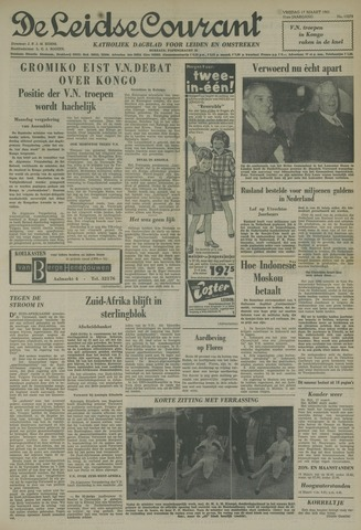 Leidse Courant 1961-03-17