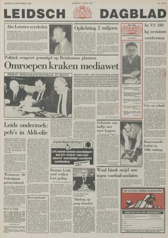 Leidsch Dagblad 1985-09-03