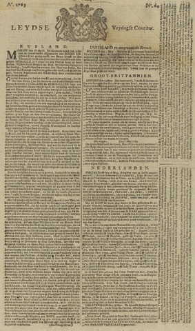 Leydse Courant 1763-05-20