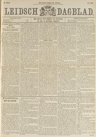 Leidsch Dagblad 1894-06-14