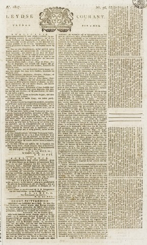 Leydse Courant 1817-05-09
