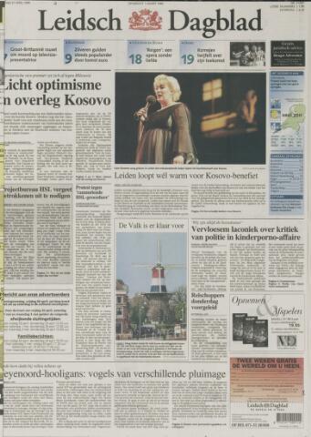 Leidsch Dagblad 1999-04-27