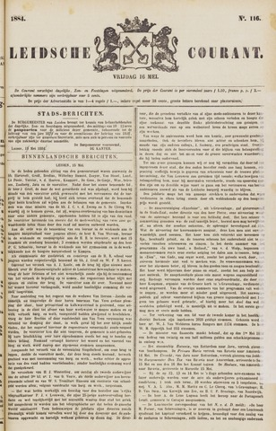 Leydse Courant 1884-05-16