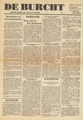 De Burcht 1945-06-26
