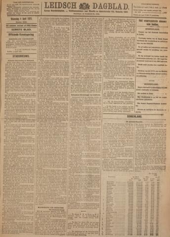 Leidsch Dagblad 1923-04-04