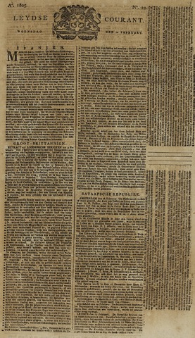 Leydse Courant 1805-02-20