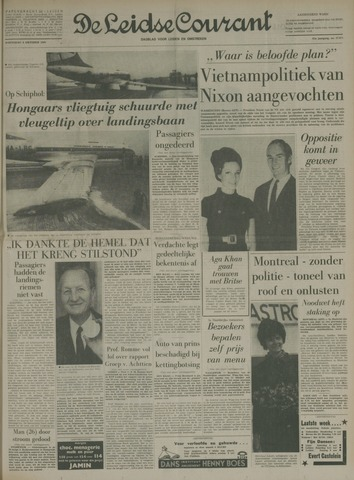 Leidse Courant 1969-10-08