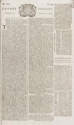 Leydse Courant 1815-10-18