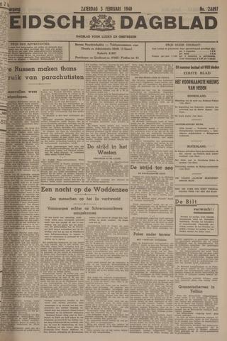 Leidsch Dagblad 1940-02-03
