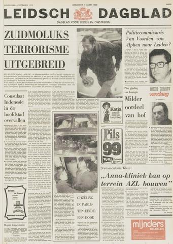 Leidsch Dagblad 1975-12-04
