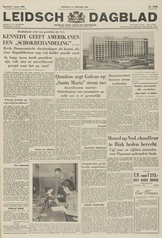 Leidsch Dagblad 1961-01-31
