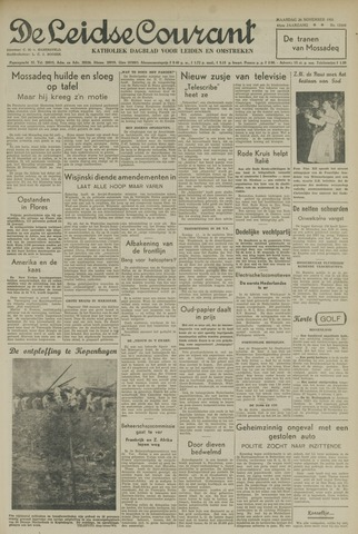 Leidse Courant 1951-11-26