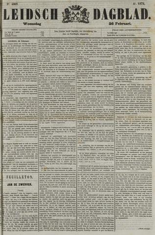 Leidsch Dagblad 1873-02-26