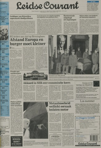 Leidse Courant 1992-10-17