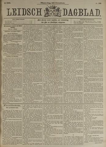Leidsch Dagblad 1896-10-26
