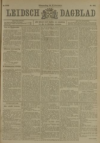 Leidsch Dagblad 1907-02-11