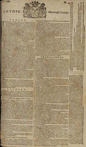 Leydse Courant 1767-04-13