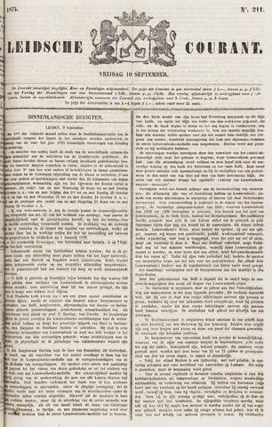 Leydse Courant 1875-09-10
