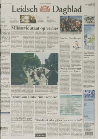 Leidsch Dagblad 2000-09-25