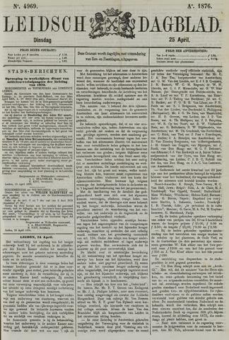Leidsch Dagblad 1876-04-25