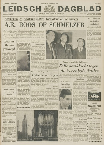 Leidsch Dagblad 1966-11-01